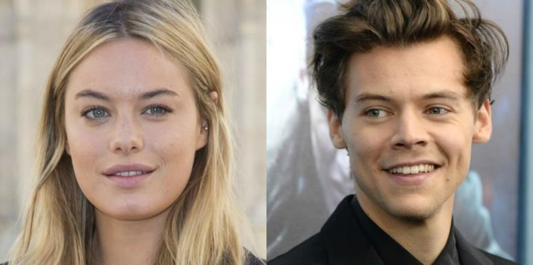Who Is Camille Rowe? All The Facts, Rumors & Details About Harry Style's Ex-Girlfriend