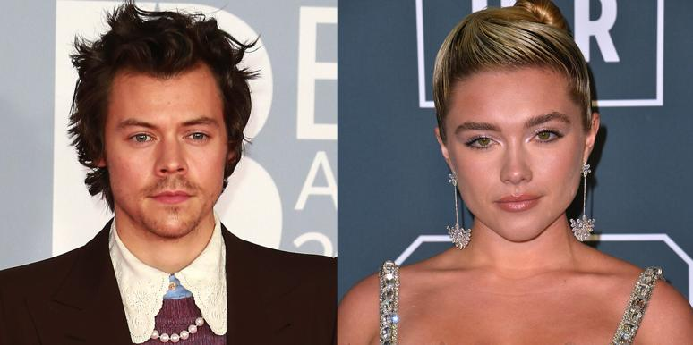 Harry Styles and Florence Pugh