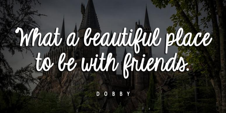 Exceptional Best Harry Potter Quotes Friendship Quotes Life Quotes