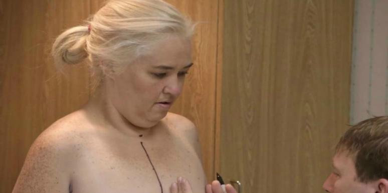 Mama June Boobs