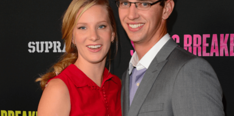 Parenting: 'Glee' Star Heather Morris Welcomes Son!