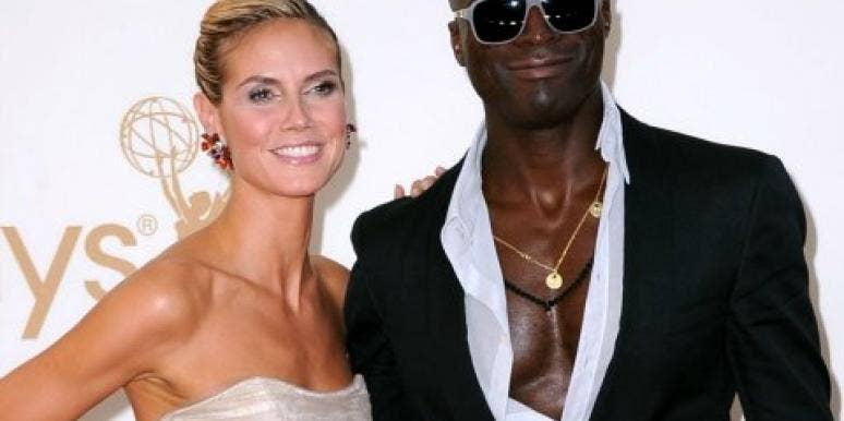 Seal and Heidi Klum exes