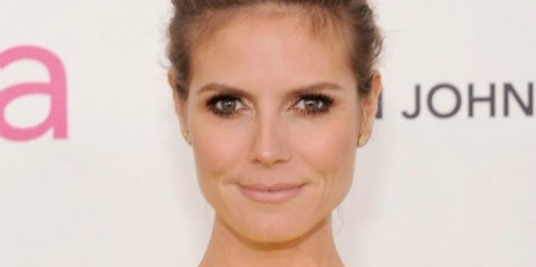 """Heidi Klum Opens Up About Seal Split: """"I'm Not Made Out Of Stone"""""""
