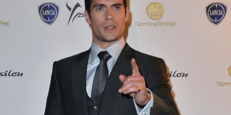 'Fifty Shades Of Grey' Movie: Henry Cavill New Cast Frontrunner?