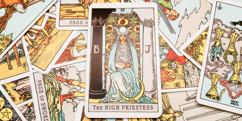 What is The Meaning Of The High Priestess Card In Tarot?