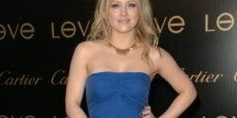 Hilary Duff's Video Censored