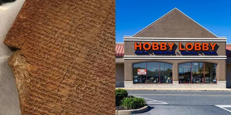 Gilgamesh tablet hobby lobby