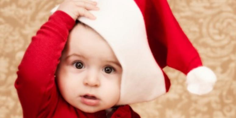 holiday cute baby