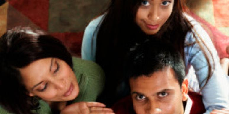 Hook up with guy with girlfriend