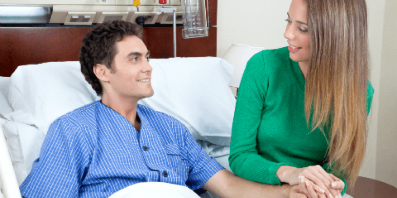 Love: In Sickness And In Health In Marriage