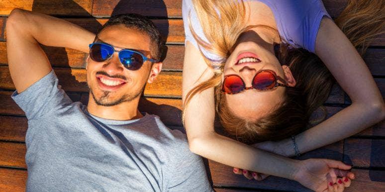 7 Ways Aquarius Shows You Love, According To Astrology