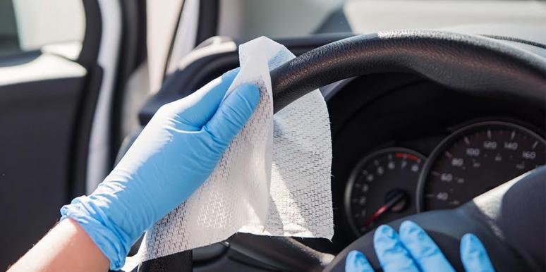 How To Clean Your Car Properly To Kill Coronavirus Before It Spreads