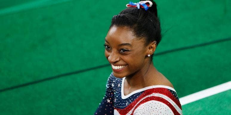 Simone Biles in Rio Olympics