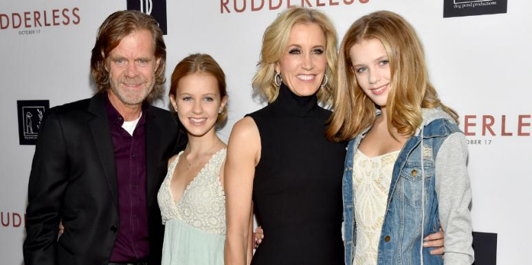 Who Is Sophia Grace Macy? New Details About Felicity Huffman And William Macy's Daughter