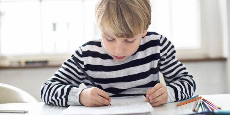Classic Manipulation Trick To Make Kids Do Their Homework