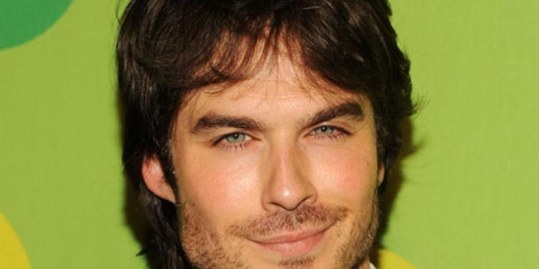 Fifty Shades Of Grey: 23Reasons Ian Somerhalder Should Play Christian Grey
