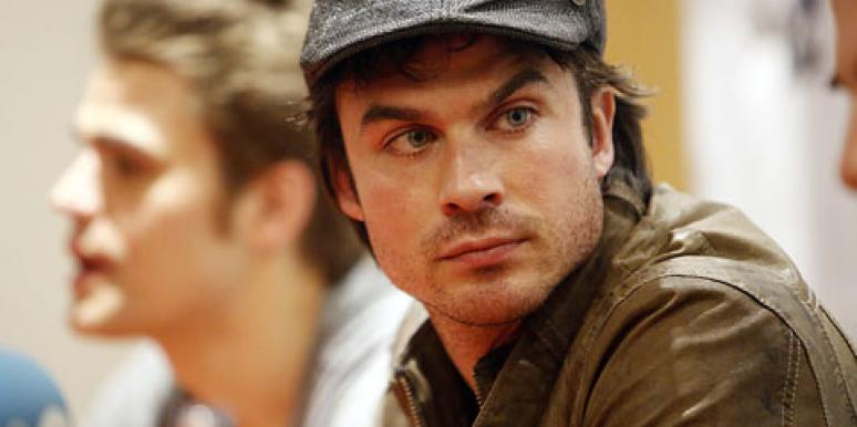 Christian Grey Casting News: Ian Somerhalder Not Being Considered