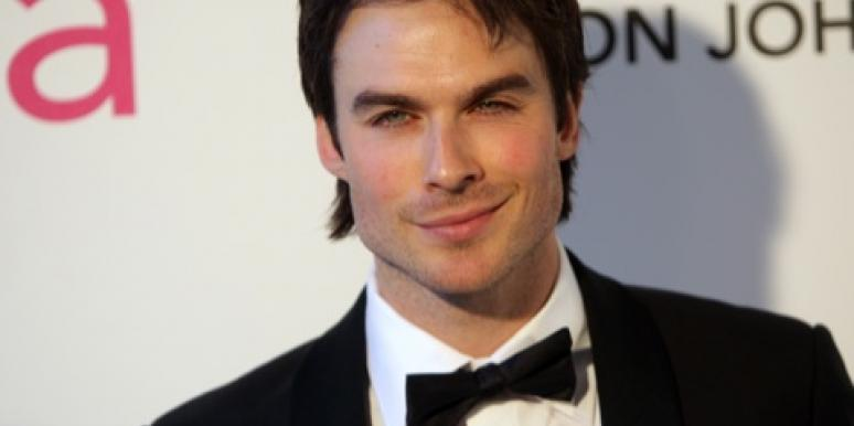 '50 Shades Darker': Ian Somerhalder