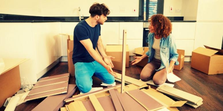 Embling Ikea Furniture Almost Made Me Call Off My Wedding