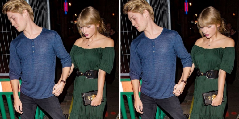Are Taylor Swift And Joe Alwyn Engaged? Rumors Spark After Singer Appears To Sport Engagement Ring In New Netflix Special