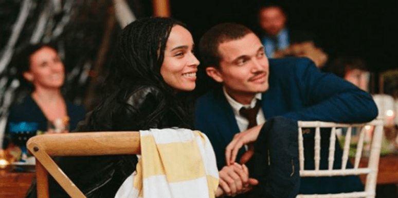 Is Zoe Kravitz Married New Details About Zoe Kravitz And