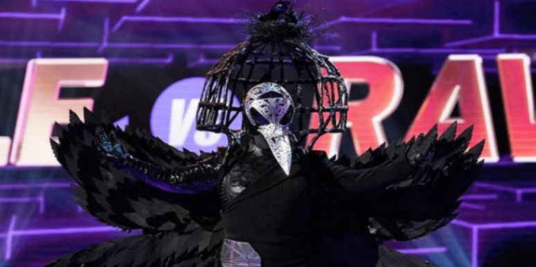 The Masked Singer Spoilers: Who is The Raven?