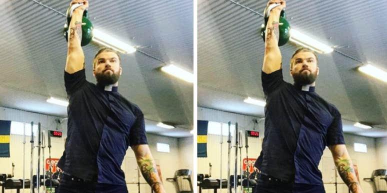 Who Is Oskar Arngården? New Detials On The Hot CrossFit Loving Priest Who's A Dead Ringer For Chris Hemsworth