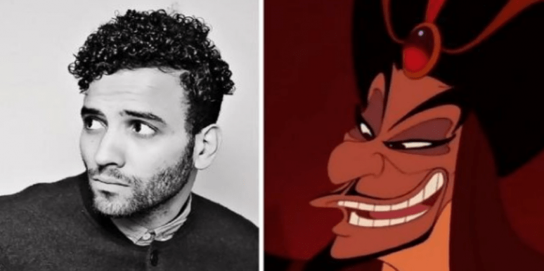 Who Is Marwan Kenzari? New Details On The Actor Who Plays Jafar In Disney's Live-Action 'Aladdin'