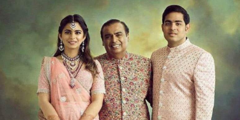 Who Is Akash Ambani? New Details About The Billionaire Heir's Wedding Priyanka Chopra And Nick Jonas Attended