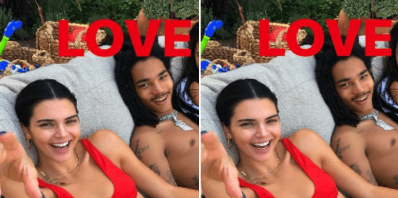 Are Kendall Jenner And Luka Sabbat Dating? The Clue That There May Be Secret Romance