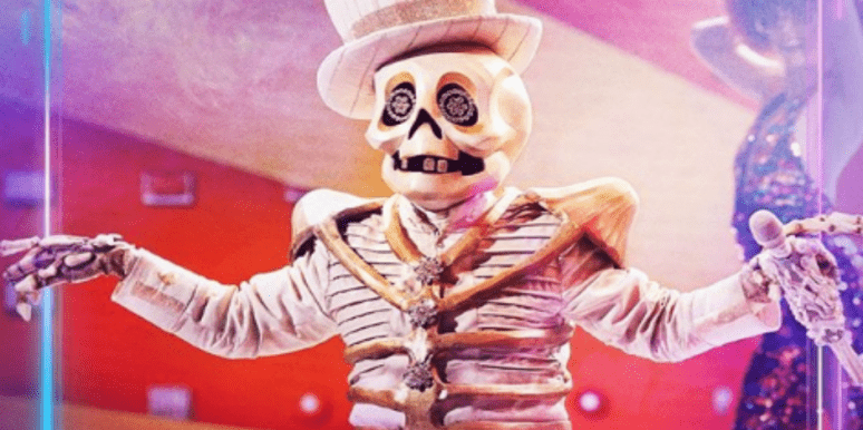 The Masked Singer Spoilers: Who Is The Skeleton?