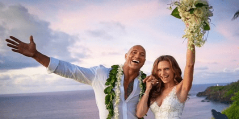 Who Is Laura Hashian? New Details On Dwayne 'The Rock' Johnson's New Wife And Baby Mama