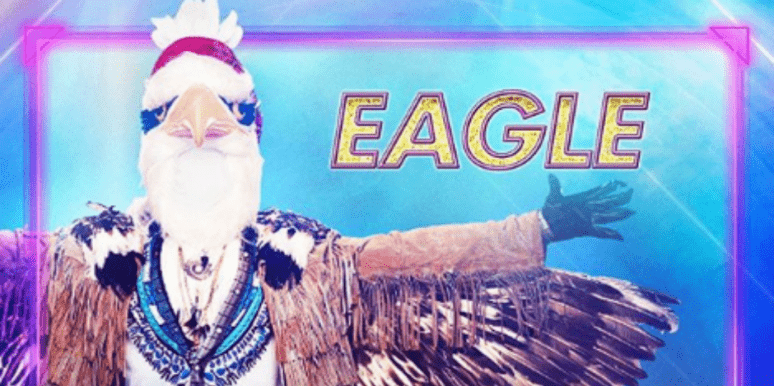The Masked Singer Spoilers: Who Is The Eagle?