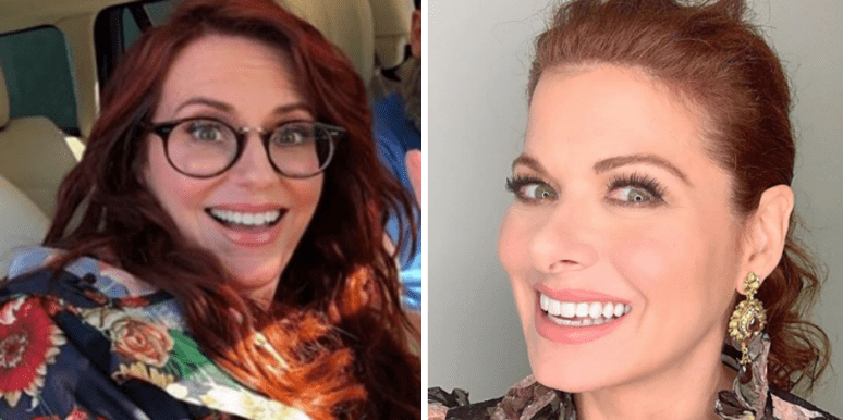 Did The Debra Messing/Megan Mullally Feud Cause 'Will And Grace' To Get Cancelled?