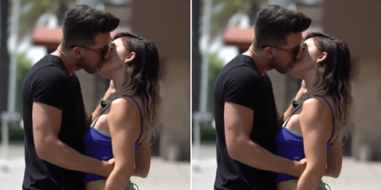 Who Is Chris Monroe? YouTuber Kisses A Woman He Says Is His Sister
