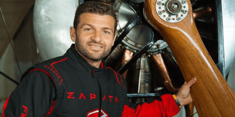 Who Is Franky Zapata? New Details On The French Jet Ski Champion And His Attempt To Fly Across English Channel With Hover-board
