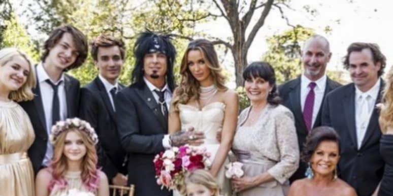 Who is Nikki Sixx Wife