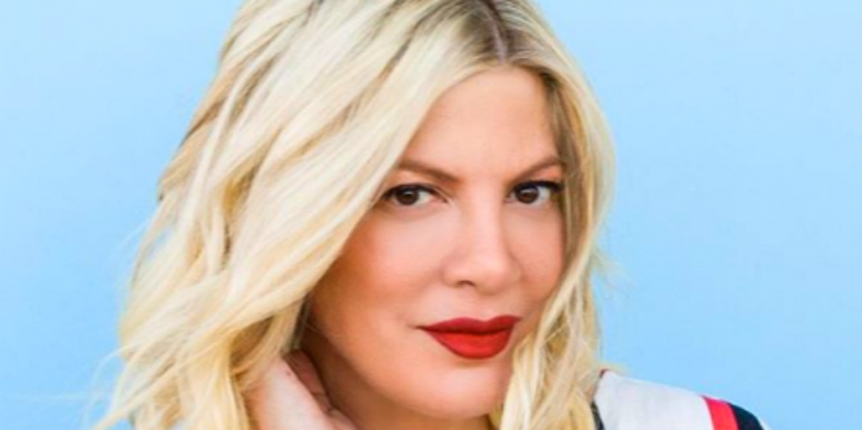 Is Tori Spelling Broke? New Details On Her BH90210 Character's Financial Woes And The Real Life Bank Suing Her