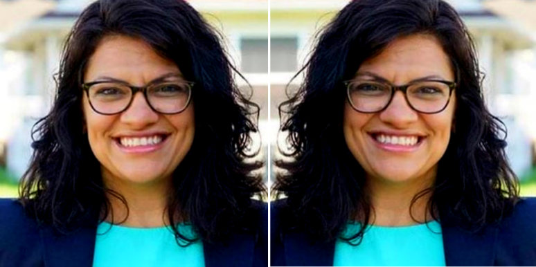 Who is Rashida Tlaib?