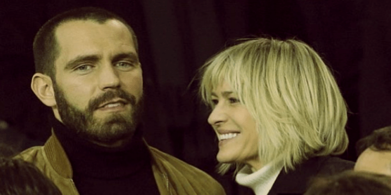 who is robin wright's husband