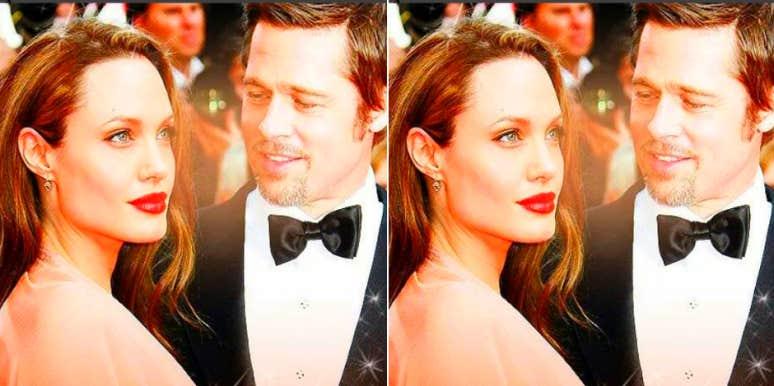 Brad Pitt/Angelina Jolie split