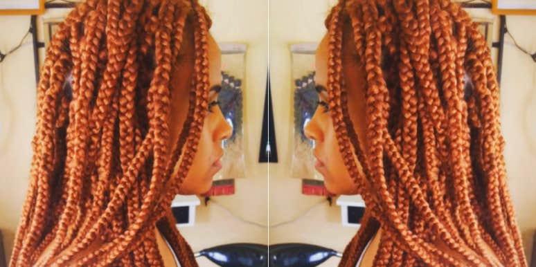 30 best box braid hairstyles on instagram.