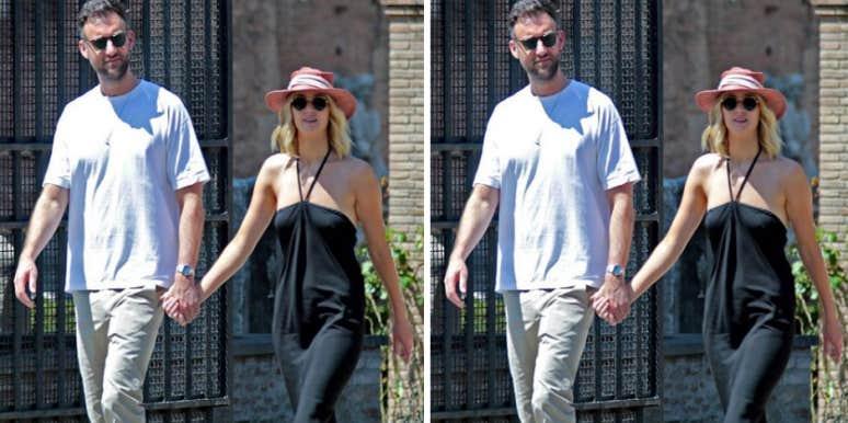 Is Jennifer Lawrence Engaged?