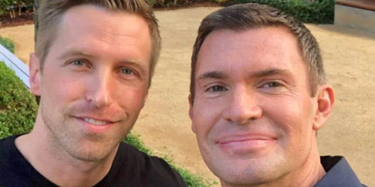 Who is Jeff Lewis' husband?