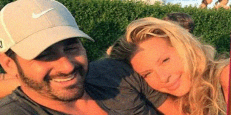 who is dina manzo's fiance