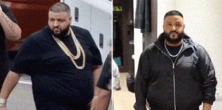 New Details About DJ Khaled's Weight Loss Including His Before And After Pics