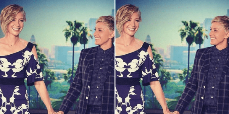 Are Portia And Ellen Getting Divorced?