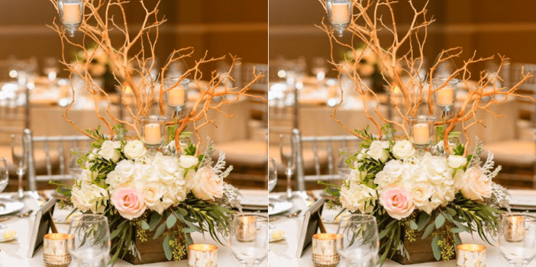 Superb 20 Best Rustic Wedding Centerpieces Of All Time Yourtango Download Free Architecture Designs Grimeyleaguecom
