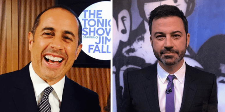 InstagramAre Jerry Seinfeld And Jimmy Kimmel Feuding? New Details On Their Alleged Rift