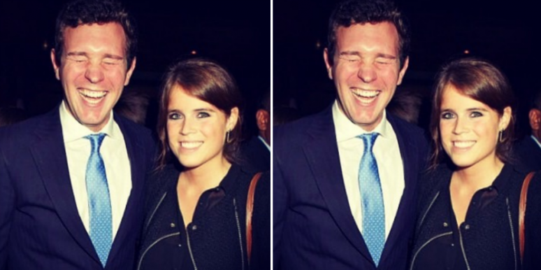 Who is Princess Eugenie's fiancé?